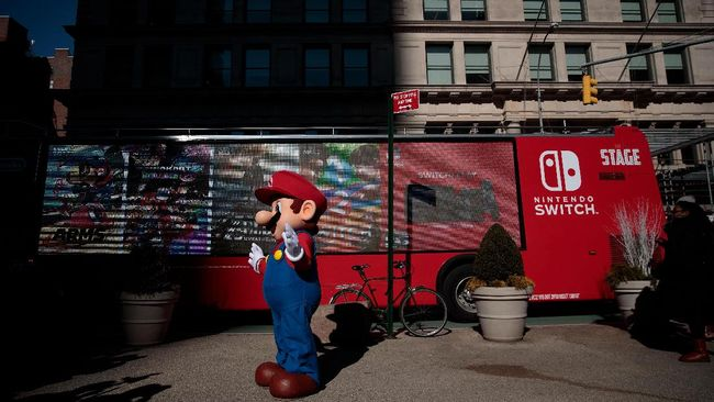 Mario Kart Tour Segera Hadir Versi Gim Mobile