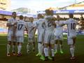 Real Madrid Disambut Cemoohan di Hotel