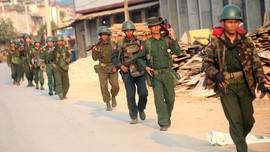 Bangladesh Desak Myanmar Tarik Mundur Tentara di Perbatasan