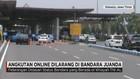 Larangan Transportasi Online di Bandara Juanda