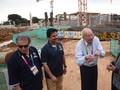 Blok G Tanah Abang Akan Dibangun Stasiun LRT