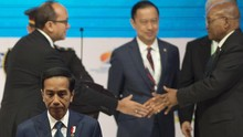 Jokowi-Ma'ruf Menang Pilpres, Pengusaha Beri Ucapan Selamat