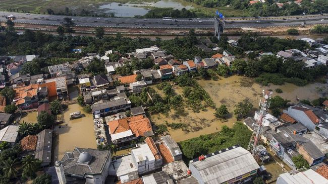 LIPI: Riset Jakarta Tenggelam Tahun 2050 Bisa Jadi Kenyataan