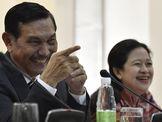 Ketenangan Puan dan Emosi Luhut Tanggapi Prabowo