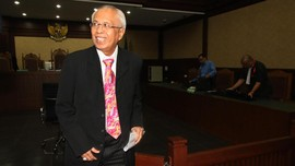 Polisi Bantah Gugatan OC Kaligis Soal Korupsi Payment Gateway