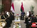JK Singgung Oman soal Konflik Yaman di IORA