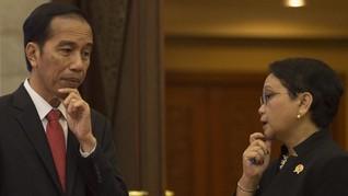 Jokowi Perintahkan Menlu Panggil Dubes AS Sikapi Yerusalem