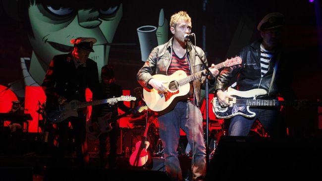 Album Terbaru Gorillaz 'The Now Now' Rilis Juni Mendatang