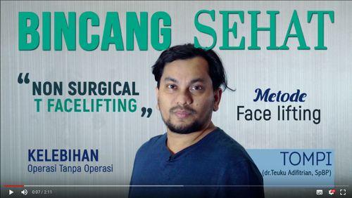 Video: Facelift Tanpa Operasi, Mungkinkah?