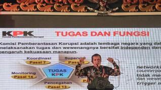 Polisi Dengar Ahli Soal Dugaan Wakil Ketua KPK Palsukan Surat