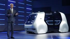 Melirik Sedric, Standar Mobil Otonom VW di Masa Depan