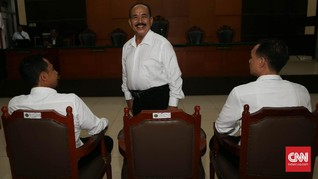 Pendiri Gafatar Ahmad Musadeq Divonis Lima Tahun Penjara