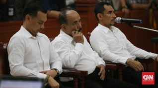 Tiga Petinggi Gafatar Siap Terima Vonis Hakim