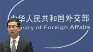 China Protes Ketua DPR AS Ikut Campur soal Hong Kong