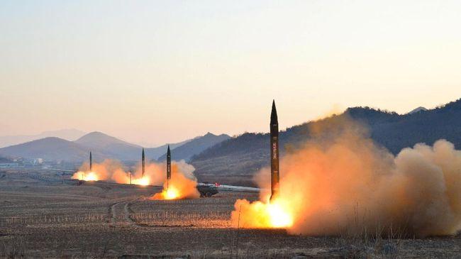 Terkait Rudal, AS Terbuka untuk Dialog dengan Korea Utara