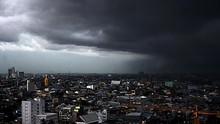 Pancaroba, Hujan Lebat Akan Guyur Wilayah Indonesia