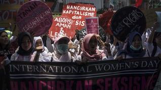 Jokowi Diminta Cabut Perda Diskriminatif Terhadap Perempuan