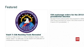 Wikileaks Publikasikan Daftar Alat Peretas Milik CIA