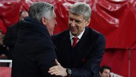 Baru Dipecat Napoli, Ancelotti Langsung Dilirik Arsenal