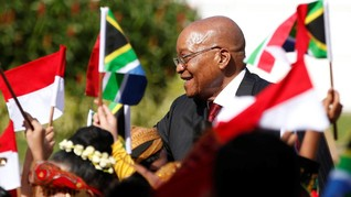 Minta Maaf, Jacob Zuma Akhirnya Mundur dari Presiden Afsel