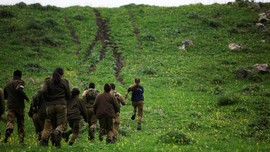 Suriah Sebut Akan Rebut Kembali Dataran Tinggi Golan