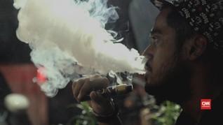 Gelora Remaja dan Demam Rokok Elektrik
