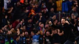Luis Enrique Minta Modal Rp3,8 Triliun untuk Bangun Arsenal