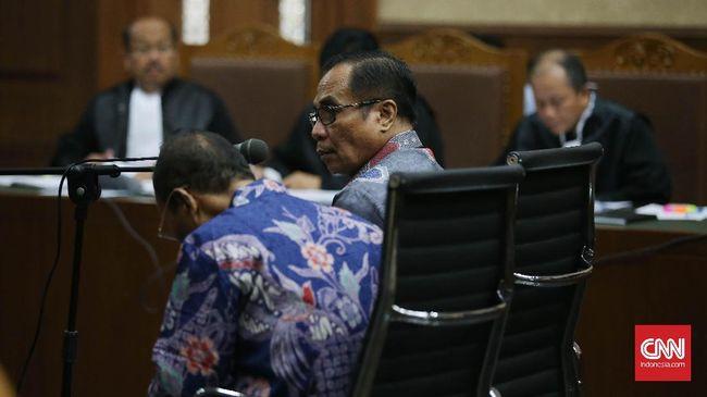 Terdakwa Kasus e-KTP Bantah Minta Duit untuk Gamawan Fauzi