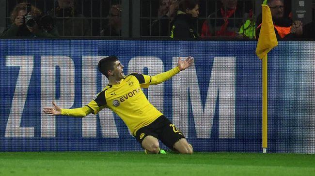 Dortmund Kantongi Rp6,4 Triliun Jual Para Pemain
