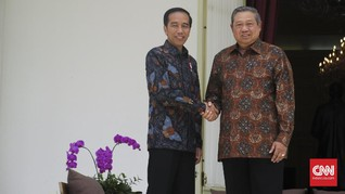 Saling Sindir SBY-Jokowi Diharapkan Tak Pengaruhi Koalisi