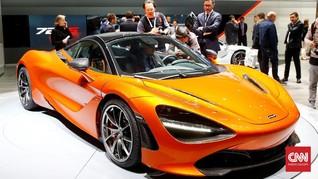 McLaren 720S Siap Kacaukan Lamborghini dan Ferrari