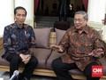 AHY Jadi Penghubung Pertemuan Jokowi-SBY