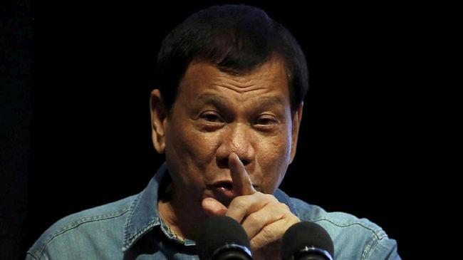 Duterte Skors Wakil Ketua Ombudsman Filipina