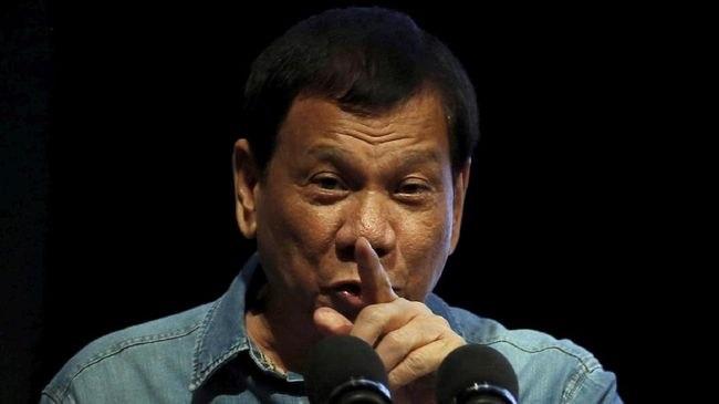 Duterte Ingin Ubah Nama Filipina Jadi Maharlika