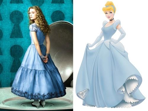 Rahasia di Balik Baju Biru yang Dipakai Cinderella Hingga Elsa Frozen