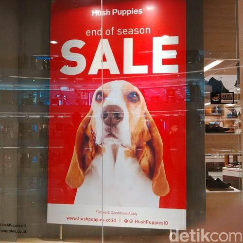Hush Puppies Sale Sampai 50%, Sweater Mulai dari Rp 180 Ribu