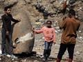 Patung Raksasa Tiga Ribu Tahun Ditemukan di Kairo