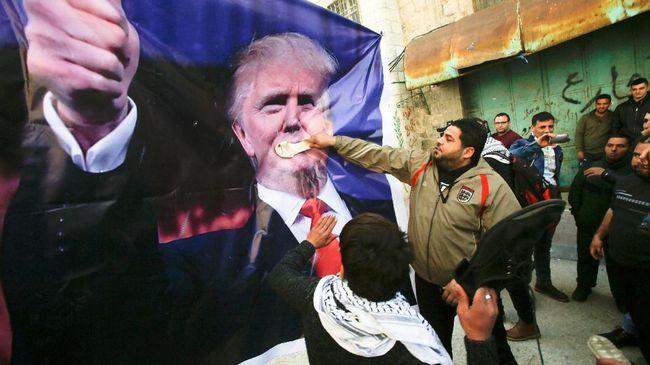 Situasi Memanas, KBRI Imbau WNI Tunda Kunjungan ke Palestina