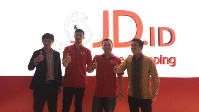 Setahun di Indonesia, JD.id Perbanyak Gudang Penyimpanan