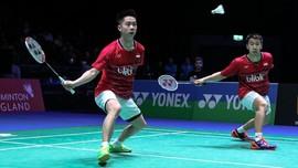 Syarat Indonesia, Kemenangan Total atas Denmark