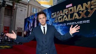 James Gunn Kembali, Sineas Film Marvel Bersorak