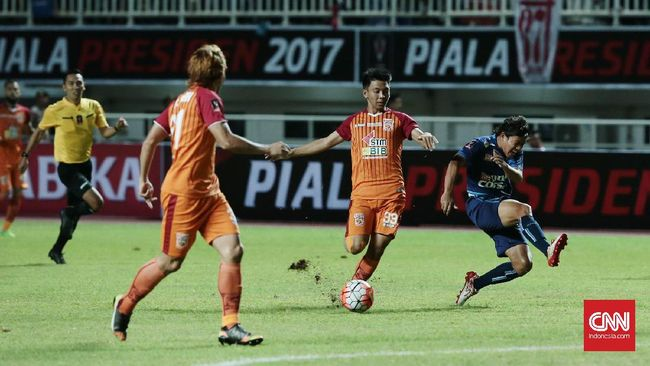 Borneo FC Kecewa Ditahan Imbang PS TNI