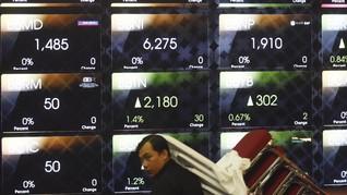 Aturan Insentif Pajak Investasi Jokowi Diramal Angkat IHSG