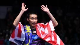 Lee Chong Wei Terkena Kanker Hidung