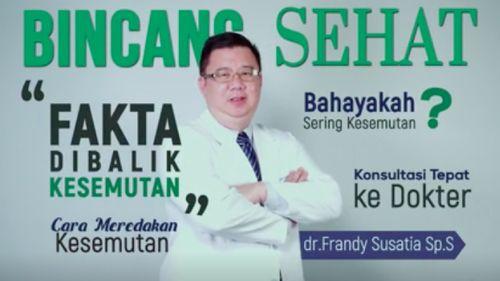 Video: Tips Meredakan Kesemutan dan Saran Dokter Jika Malah Makin Parah