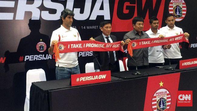 Alasan Gede Widiade Gabung Manajemen Persija Jakarta