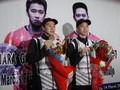 Kevin/Marcus Menang, Angga/Ricky Terjungkal