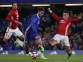 Chelsea vs MU: Hazard Siap Hadapi Strategi Spesial Mourinho