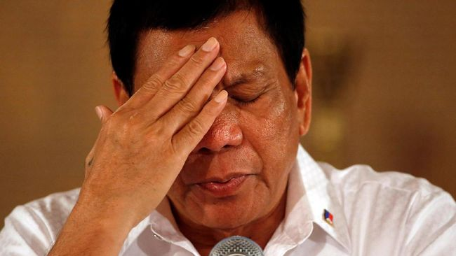 Duterte Pilih Tidur Siang Ketimbang Ikut Rapat KTT ASEAN