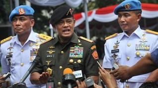 Insiden Jenderal Gatot dan Paranoia ala Trump